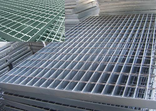 Aluminium Grating Grip Strut Swaged Grating Plank